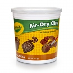 Crayola Air Dry Clay 5lb Tub Terra