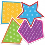 Shapes Cutout Asst Gr Pk-5