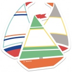 Sailboats Mini Cutout Gr Pk-5