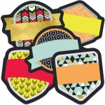 Badges Mini Asst Cutout Gr K-5
