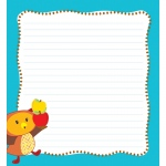 Fall Fun Shape Notepad Gr Pk-8
