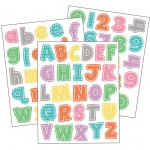 Up And Away Letters Numbers Gr Pk-5
