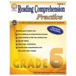 Gr 6 Reading Comp Practice Book