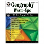 Geography Warm Ups Book Gr5-8
