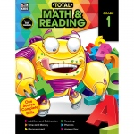 Total Math And Reading Wb Gr 1