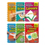 6 Book Setsimple Machines Projects