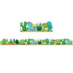 Sharp Bunch Line-Up Trim Extra Wide Die Cut Deco