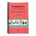 Snapwords Mini-Lessons