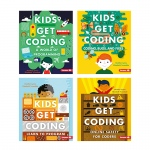 Kids Get Coding Set Of 4 Books