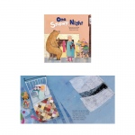 Math Bk One Snowy Night W Body Part Measuring