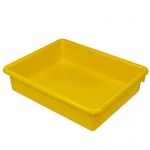 3in Yellow Stowaway Letter Tray