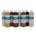 Handy Art Tempera Paint 8oz 8 Set Multicultural
