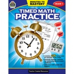 Minutes To Mastery Timed Math Gr 1 Practice