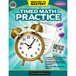 Minutes To Mastery Timed Math Gr 6 Practice