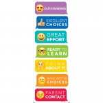 Emoji Fun Desktop Behavior Chart