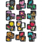 12pk Chalk It Up Yr Round Calendar Seasonal