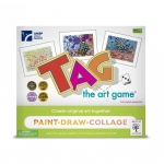 American Educational Tag the Art Game