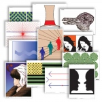 American Educational Art of Illusion Prints