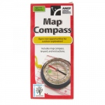 American Educational Map Compass