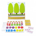 American Educational Addition & Subtraction Magnetic Activity Set