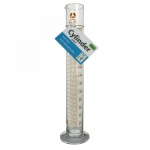 American Educational Cylinder Single Scale 250ml Glass