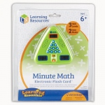 Minute Math Electronic Flash Card