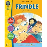 Andrew Clement's Frindle by Classroom Complete Press