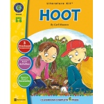 Carl Hiaasen's Hoot by Classroom Complete Press