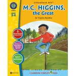 Classroom Complete Literature Kit: M.C. Higgins The Great, Grades 3-4