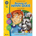 Classroom Complete Literature Kit: Because of Winn Dixie, Grade 3-4