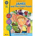 Classroom Complete Literature Kit: James and the Giant Peach