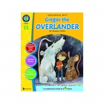 Gregor The Overlander Suzanne Collins Lit Kit Gr 5-6