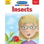 Early Bird Read Learn Grow Insects