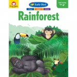 Early Bird Read Lrn Grow Rainforest