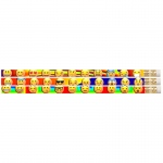 12 Pack Emojis Etc Pencils