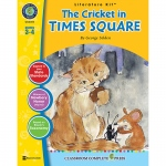 Cricket In Times Square Lit Kit Grades 3-4