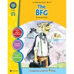 Grade 3-4 The Bfg Literature Kit