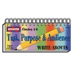 Write Abouts Grade 48 Task Purpose Audience