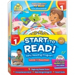 Early Reading Program Level 1 Start To Read
