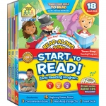 Complete Early Reading Program Start To Read