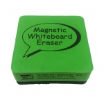 2x2 Lime Magnetic Whiteboard Eraser