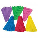 Wonderfoam Jumbo Craft Sticks 100pk