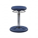 Dark Blue Grow With Me Wobble Chair Adjustable