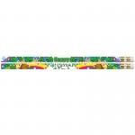 12 Pack Shamrock Magic Pencil