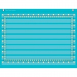 Light Blue Marquee 10 Pocket 17x22 Pocket Chart