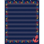 Anchors 10 Pocket 34x44 Pocket Chrt