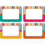Tropical Punch Name Tags Labels Multi Pack