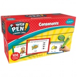Power Pen Learning Cards Consonants