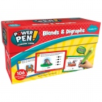 Power Pen Learning Cards Blends And Digraphs