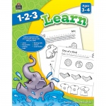1 2 3 Learn Age 3-4